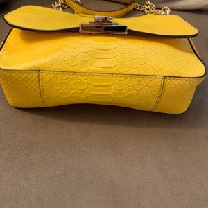 Michael Kors Bags - Michael Kors Yellow Crossbody or Shoulder Bag
